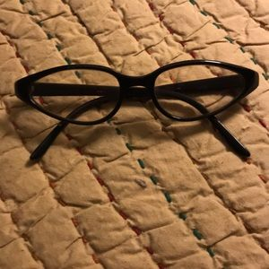 Vintage Cat Eyeglasses